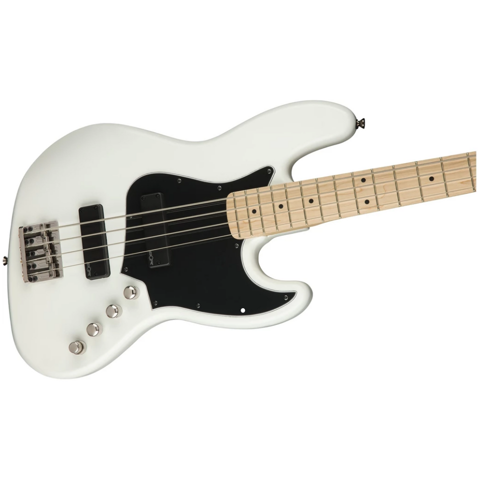 BAJO ELECTRICO FENDER ACTIVE JAZZ BASS HH MN FLT WHITE