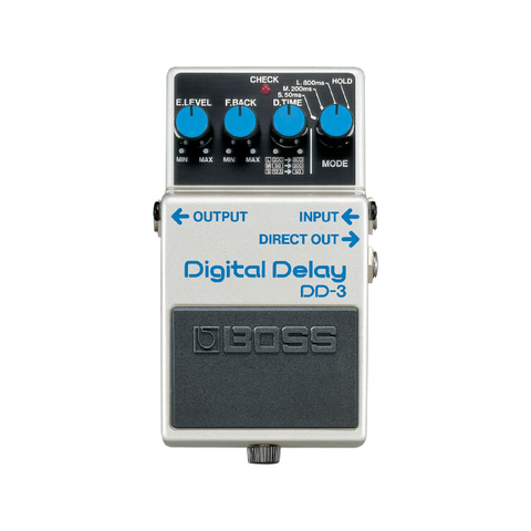 PEDAL EFECTO GUITARRA CAMPACT DIGITAL DELAY DD-3 BOSS