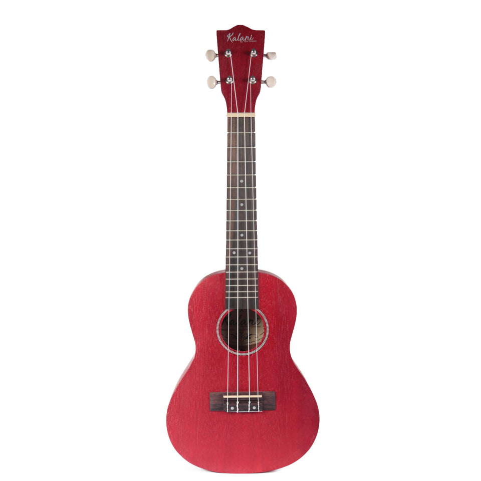 UKULELE CONCIERTO RED UK - 23 TRD KALANI