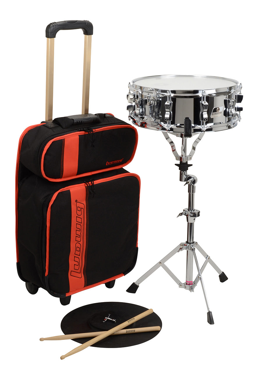 REDOBLANTE SINFONICO STUDENT DRUM KIT LE2477RBR LUDWIG
