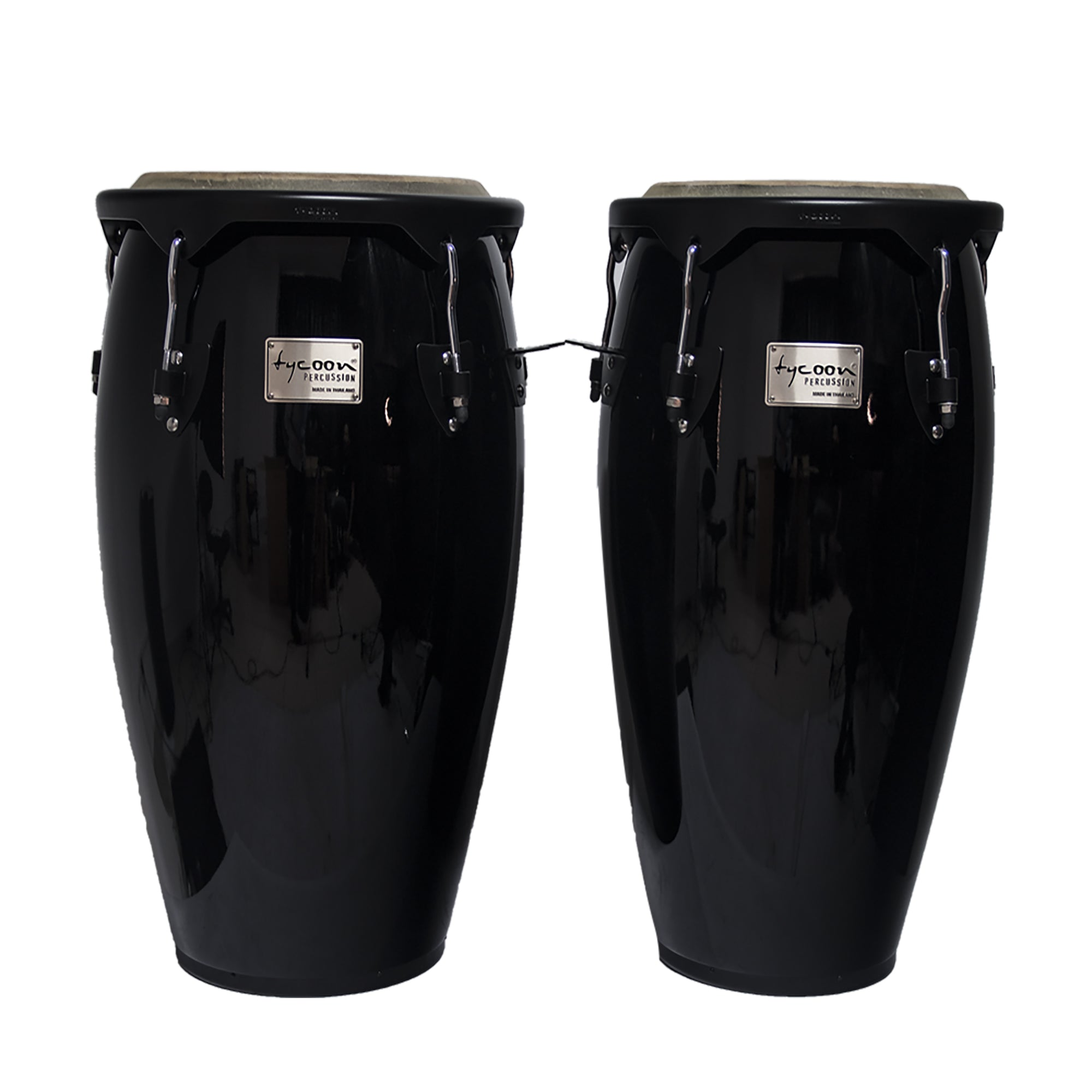 "CONGAS 11"" - 12"" TYCOON SUPREMO D/STAND STC-B BK/D"