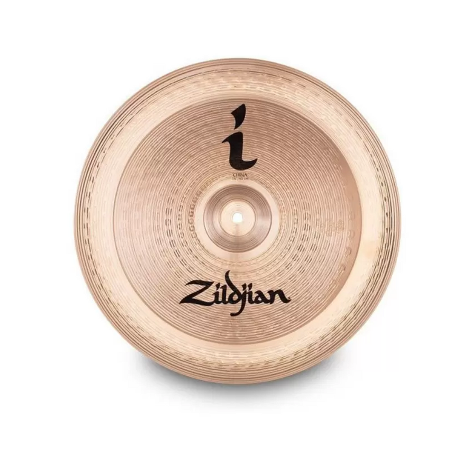 "PLATILLO  ZILDJIAN 18"" I CHINA"