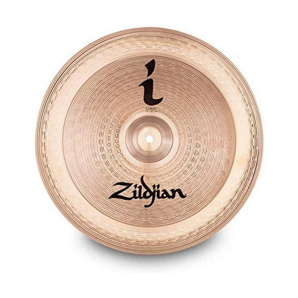 "PLATILLO 16"" ZILDJIAN I CHINA"