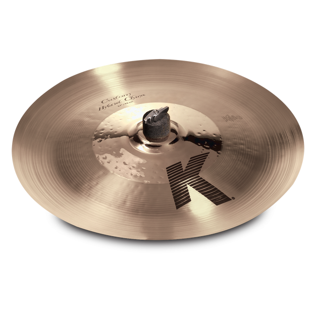 "PLATILLO 19"" K CUSTOM HYBRID CHINA K1220 ZILDJIAN"