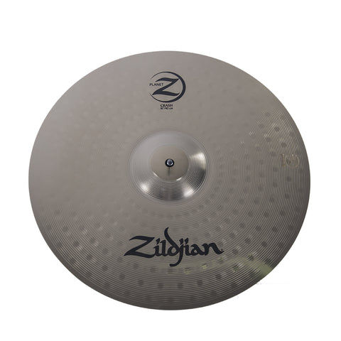 "PLATILLO DE 16"" ZILDJIAN PLANET Z CRASH PLZ16C"