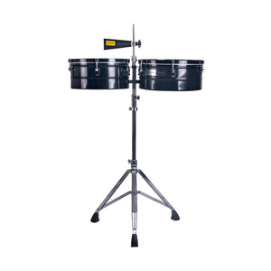 "TIMBALES 14"" - 15"" TYCOON SIGNATURE R.Irizarry TTI-1415 + STAND"