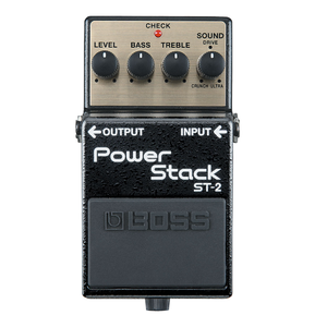 PEDAL EFECTO GUITARRA BOSS POWER STACK ST-2
