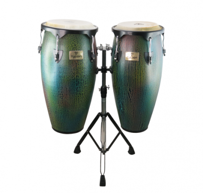CONGAS 10-11 SUPREMO SELECT DARK IRIS SERIES C/BASE STCS-B DI/D TYCOON