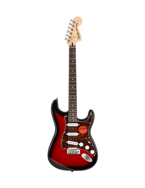 GUITARRA ELECTRICA SQUIER STANDARD STRATOCASTER ANTIQUE BURST FENDER