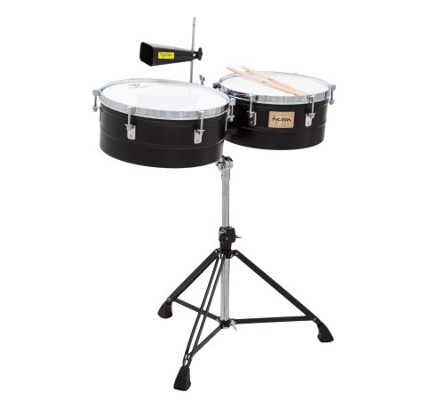 TIMBALES 13-14  TTI-1314 + STAND TYCOON