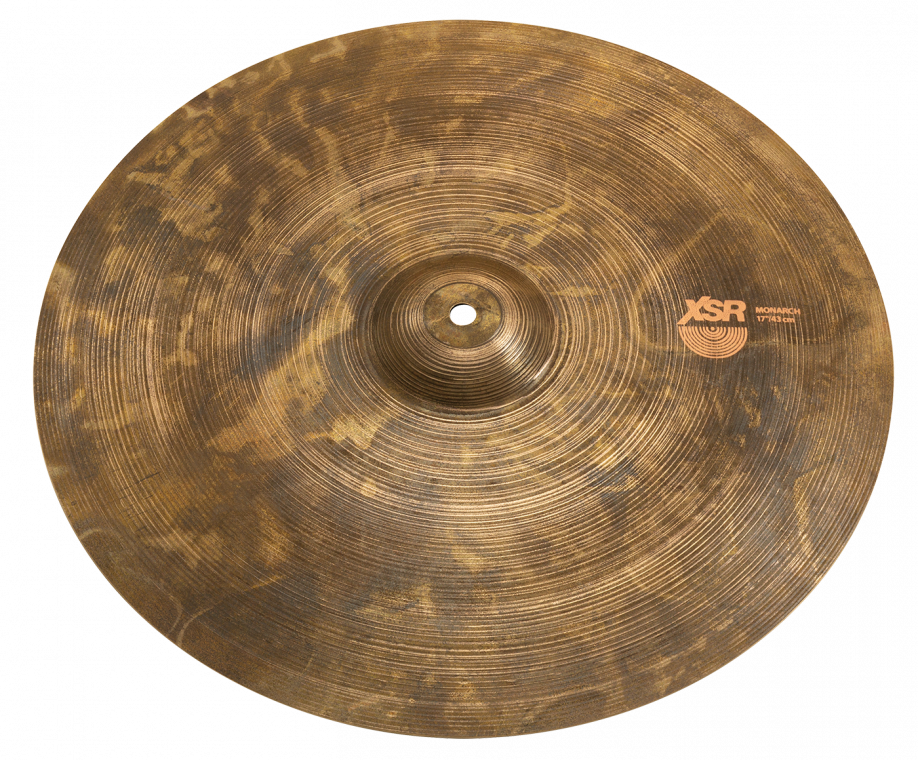 PLATILLO SABIAN XSR MONARCH 17""