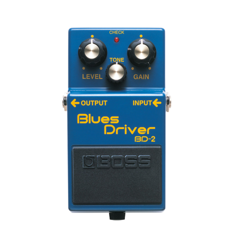 PEDAL EFECTO GUITARRA BLUES DRIVER BD-2 BOSS