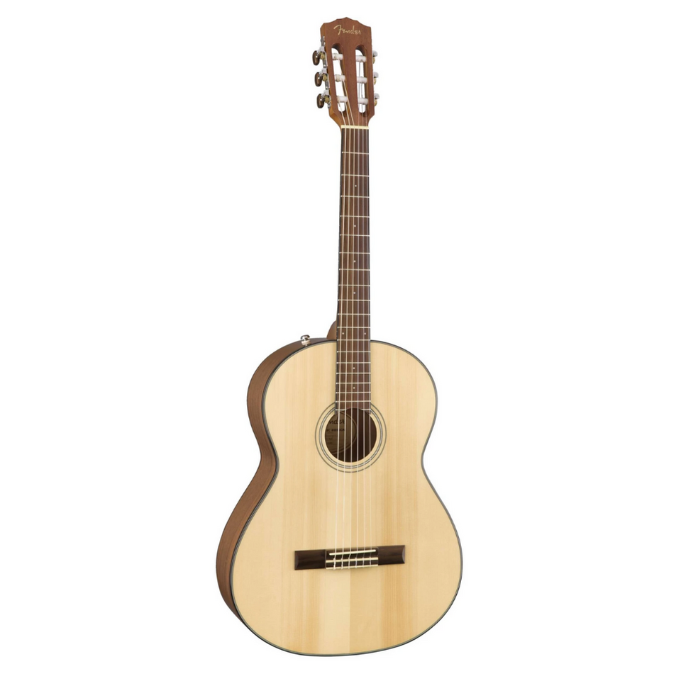 GUITARRA CLASICACN-60S Nylon, Natural WN 970160521 FENDER
