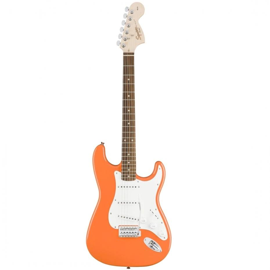 GUITARRA ELECTRICA STRATOCASTER AFFINITY SERIES SQUIER NARANJA