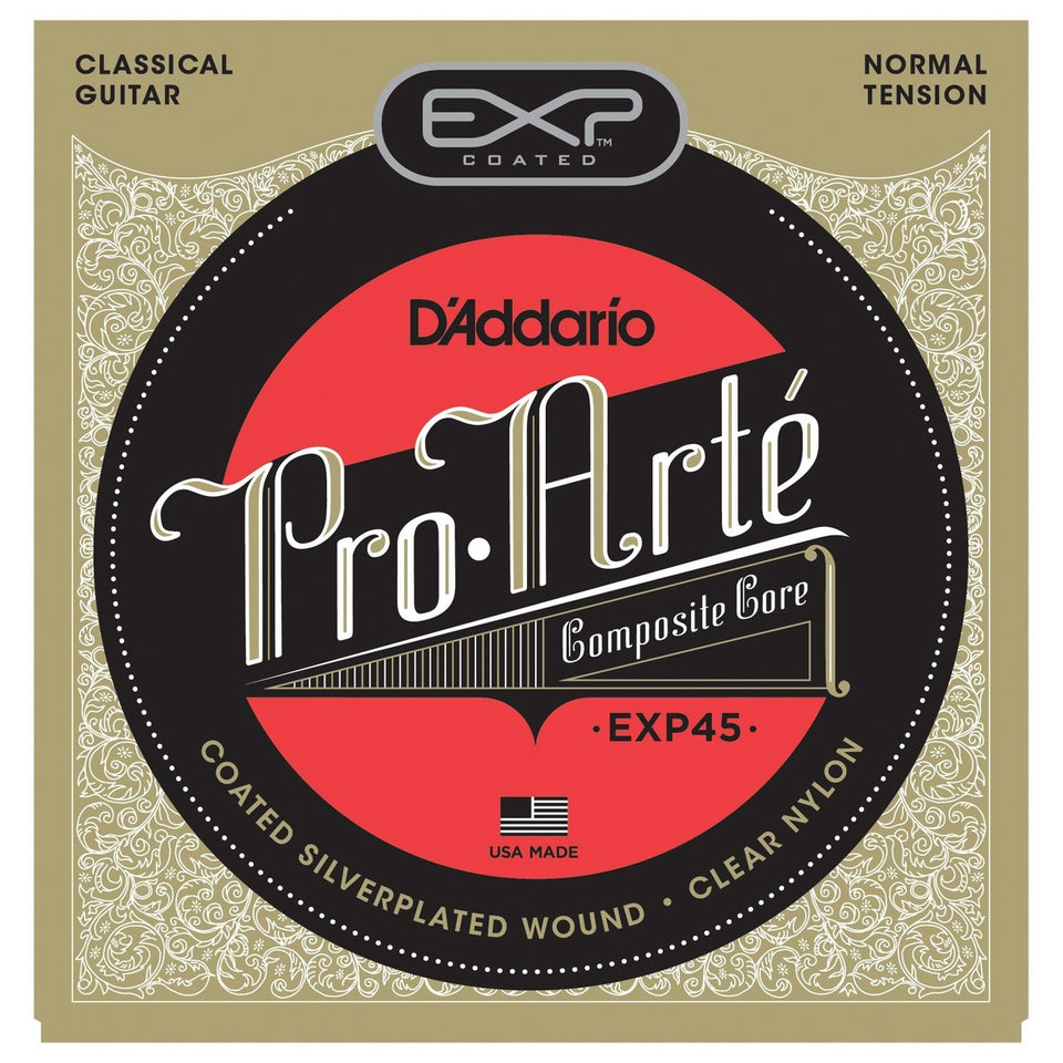 SET CUERDAS GUITARRA CLASIC EXP45(6) Normal DADDARIO