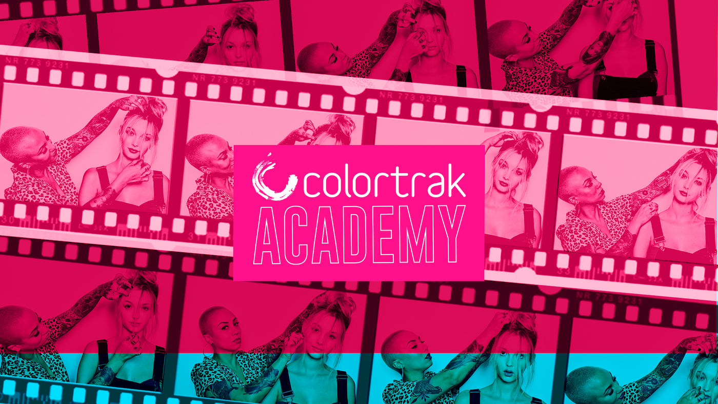 Colortrak Hair Color Tutorial Videos | Salon Education