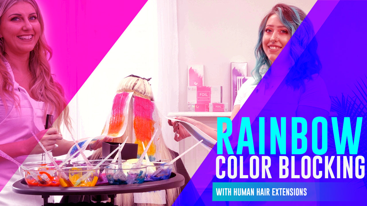 Rainbow Extensions How To