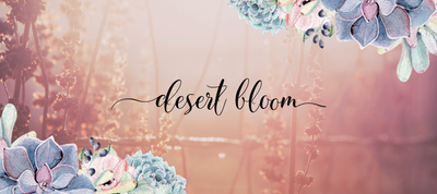 Desert Bloom at COSMOPROF