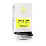 Wipe Off Hair Color Remover Wipes