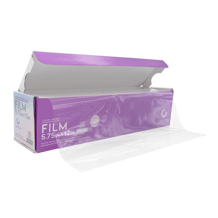 Cling Free Professional Haircoloring Film Roll | Clear