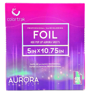 400ct Aurora Pop-Up Foil | Gradient - Purple/Green