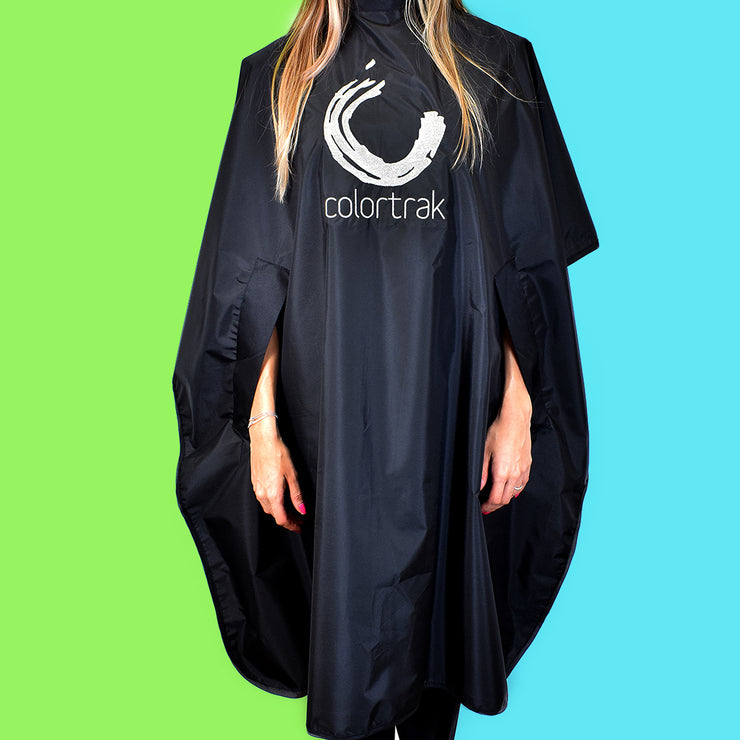 Colortrak The Colortrak All-Purpose Hands Free Cape | Bleach-Proof Stylist Cape