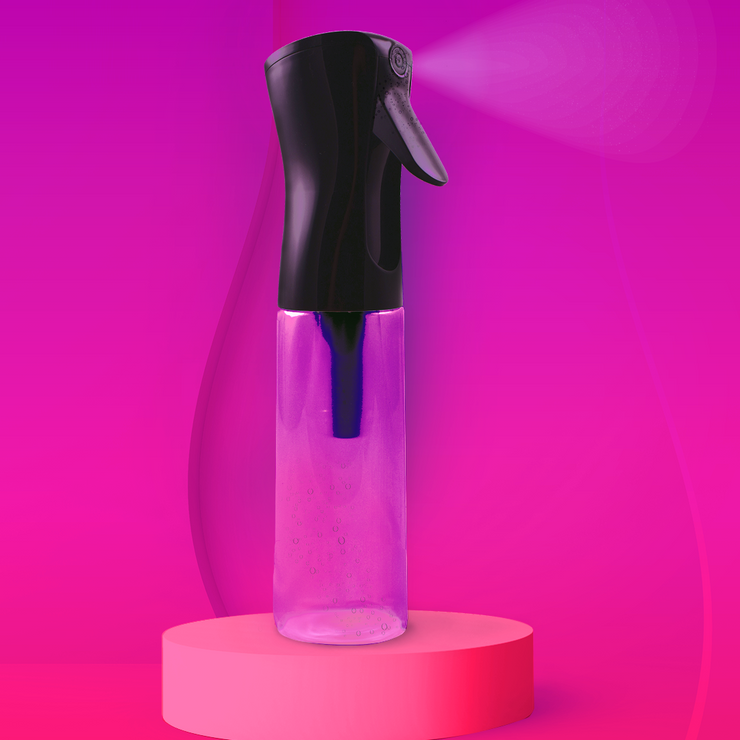 Continuous Spray Bottle | Salon Spray Bottle Tools by Colortrak