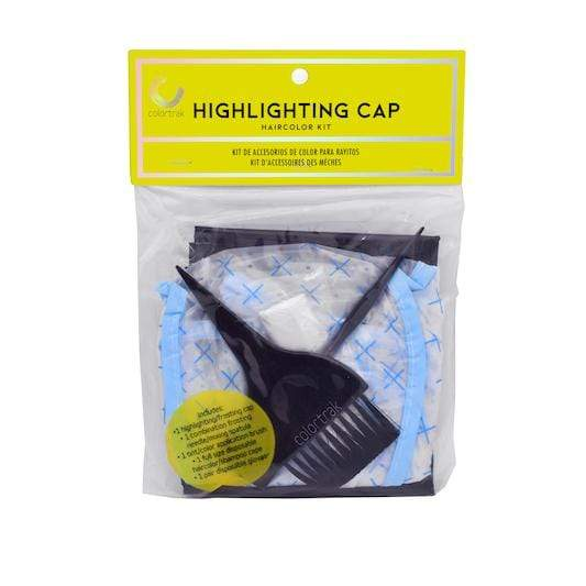 Colortrak Tools Highlighting Cap Hair Color Kit