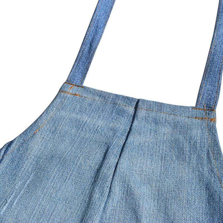 Colortrak apron Light Wash The Wynwood Denim Apron