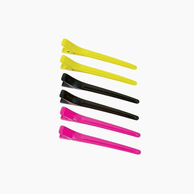 Colortrak Professional Hair Clips 6PK