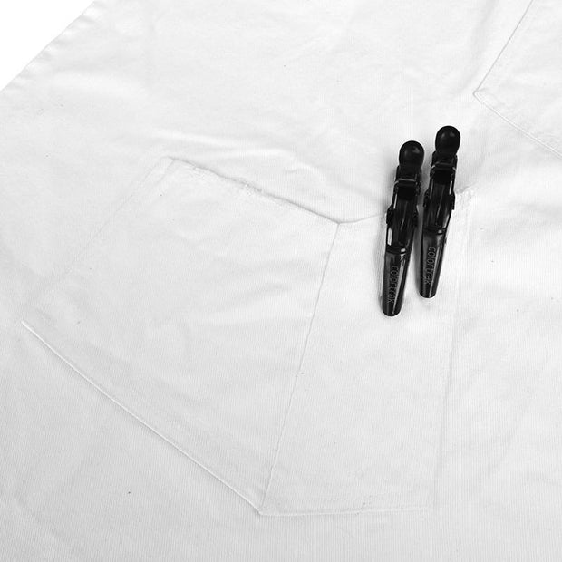 Colortrak apron The SoBe White Denim Apron