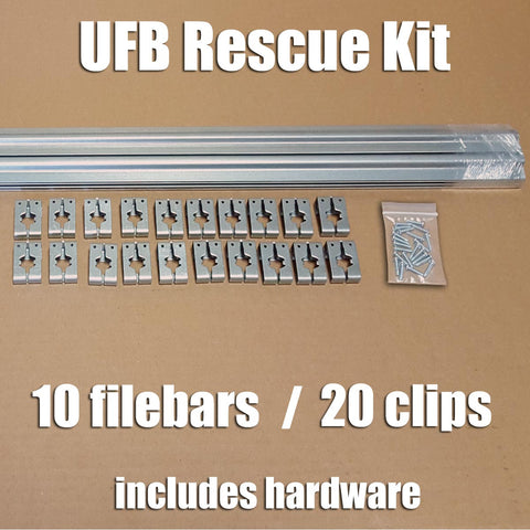 Universal File Bar Rescue Kit