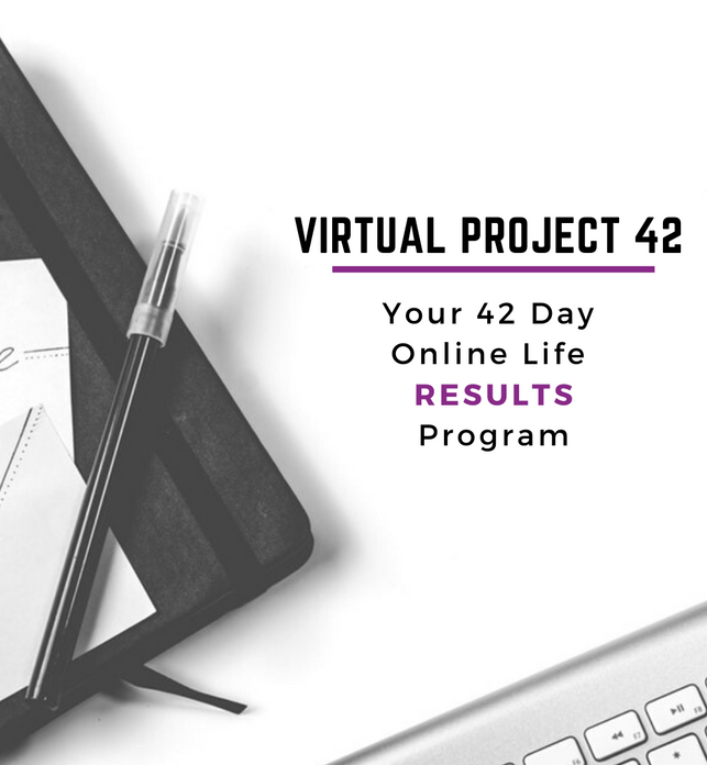 Virtual 42- The Online Life Results Program
