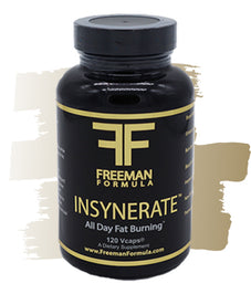 Insynerate - All Day Fat Burner | Freeman Formula Supplements