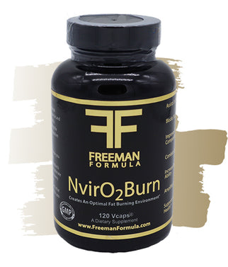 NvirO2Burn - Fat Burning Optimizer | Freeman Formula Supplements