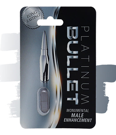 Platinum Bullet - Male Enhancement | Freeman Formula Supplements