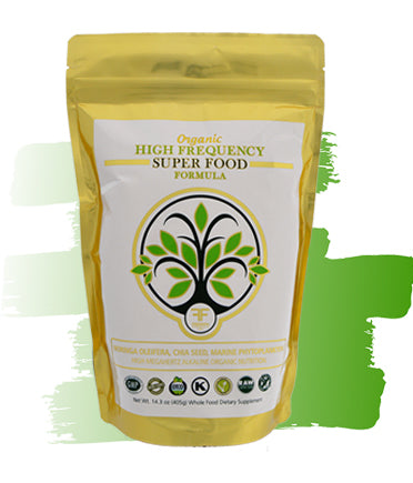 Freeman Formula Suplements Super Food - Organic High-Frequency Super Food
