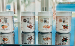 Complete Meal | 24 Serving Containers | 4 Flavor Options