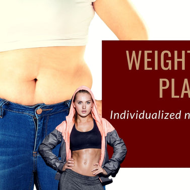 Nutrition Plan- Results Producing, Individualized