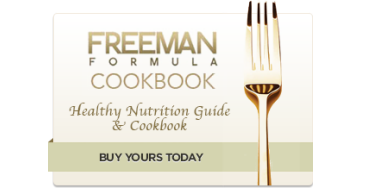Nutritional Guide and Cookbook E-book | Freeman Formula Supplements