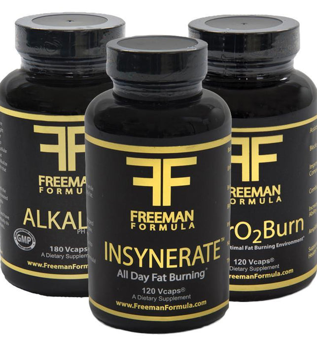 Fat Burn Stack | Freeman Formula Supplements