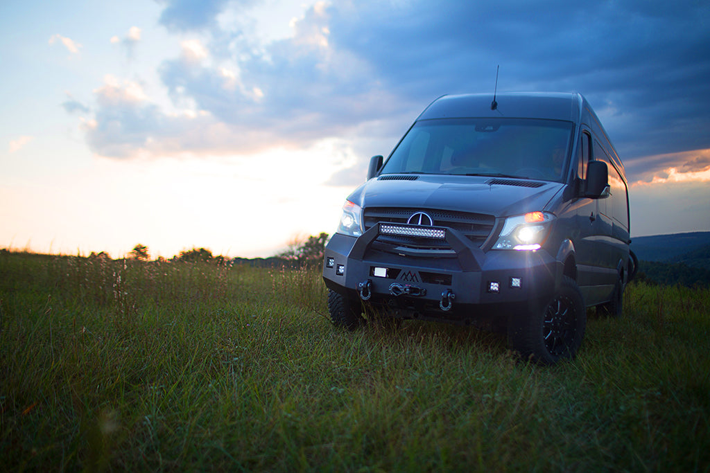 Sprinter Vans Build Out Inspiration