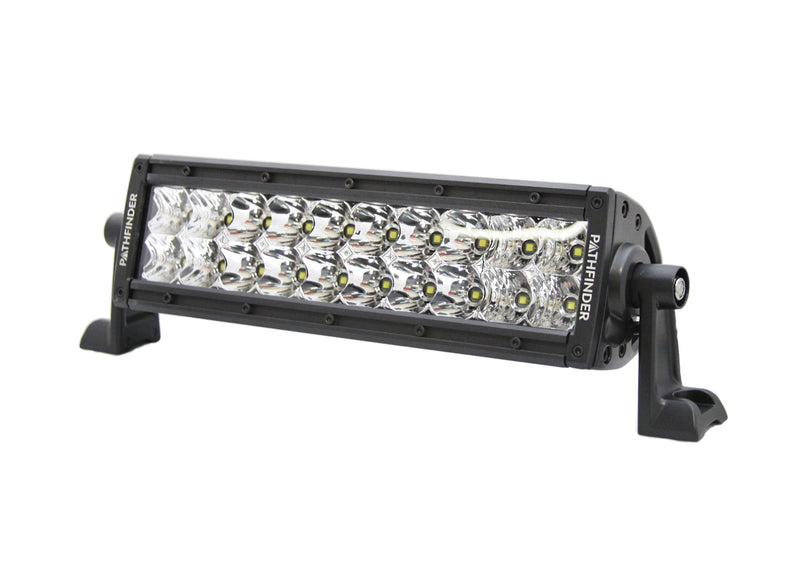 "PATHFINDER - 10"" LED LIGHT BAR - COMBO OPTIC"