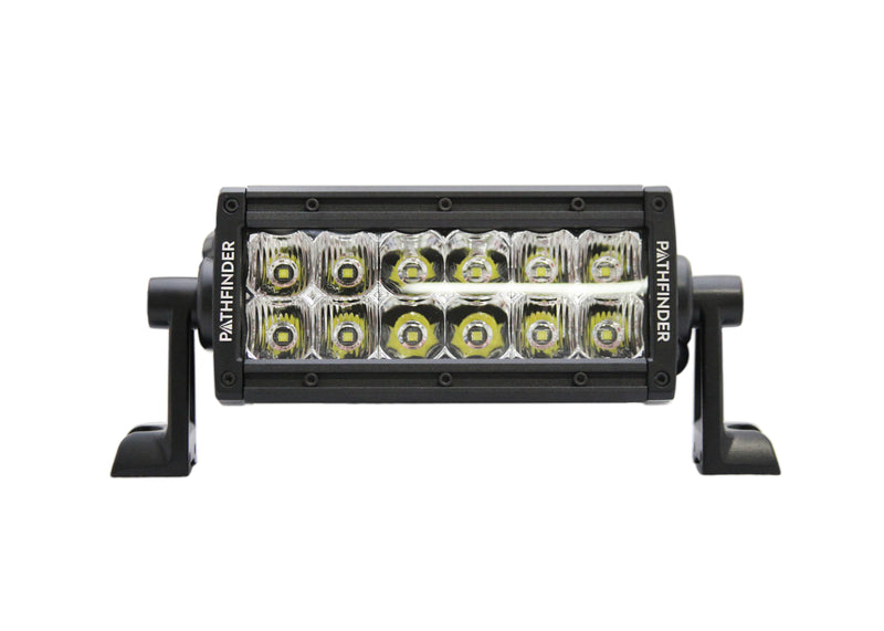 "PATHFINDER - 6"" LED LIGHT BAR - COMBO OPTIC"