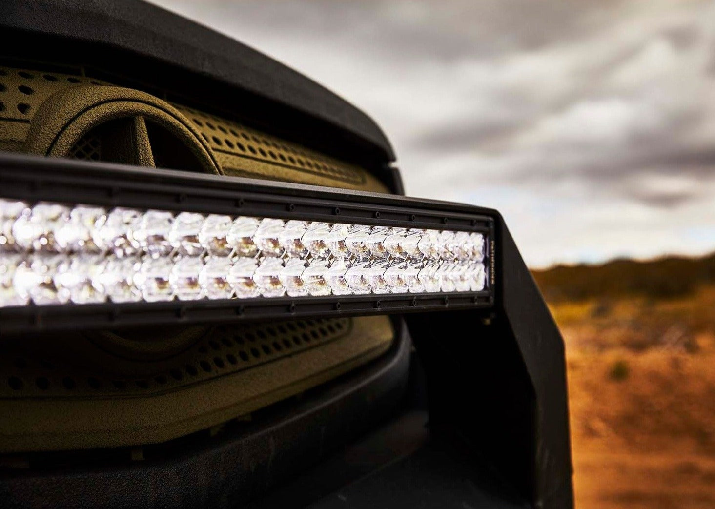 "PATHFINDER - 20"" LED LIGHT BAR - COMBO OPTIC"