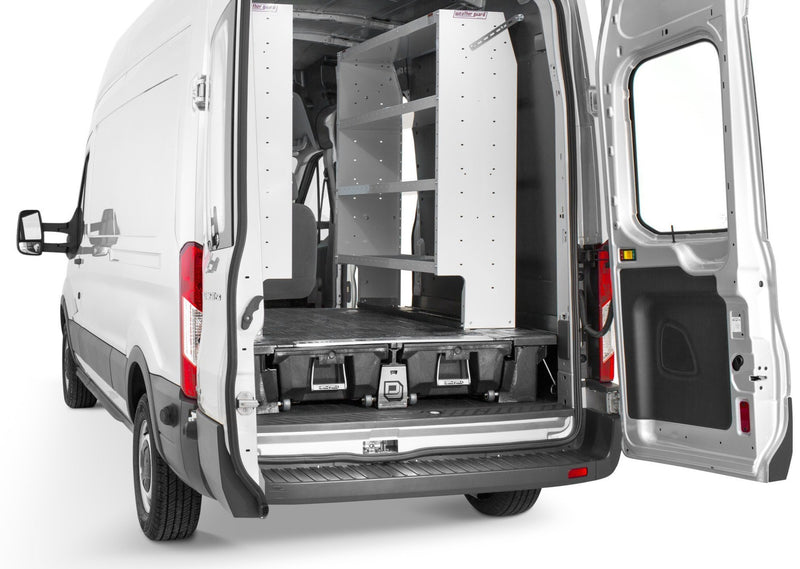 Decked Drawer System - Ford Transit