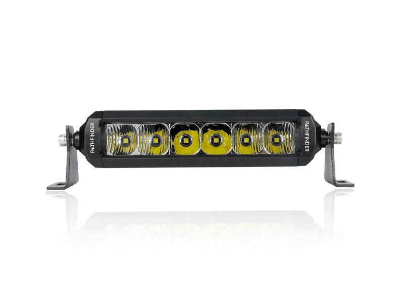 "PATHFINDER - 6"" LED LIGHT BAR - SINGLE ROW"