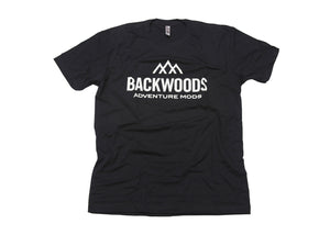 Backwoods Logo T-Shirt - Black