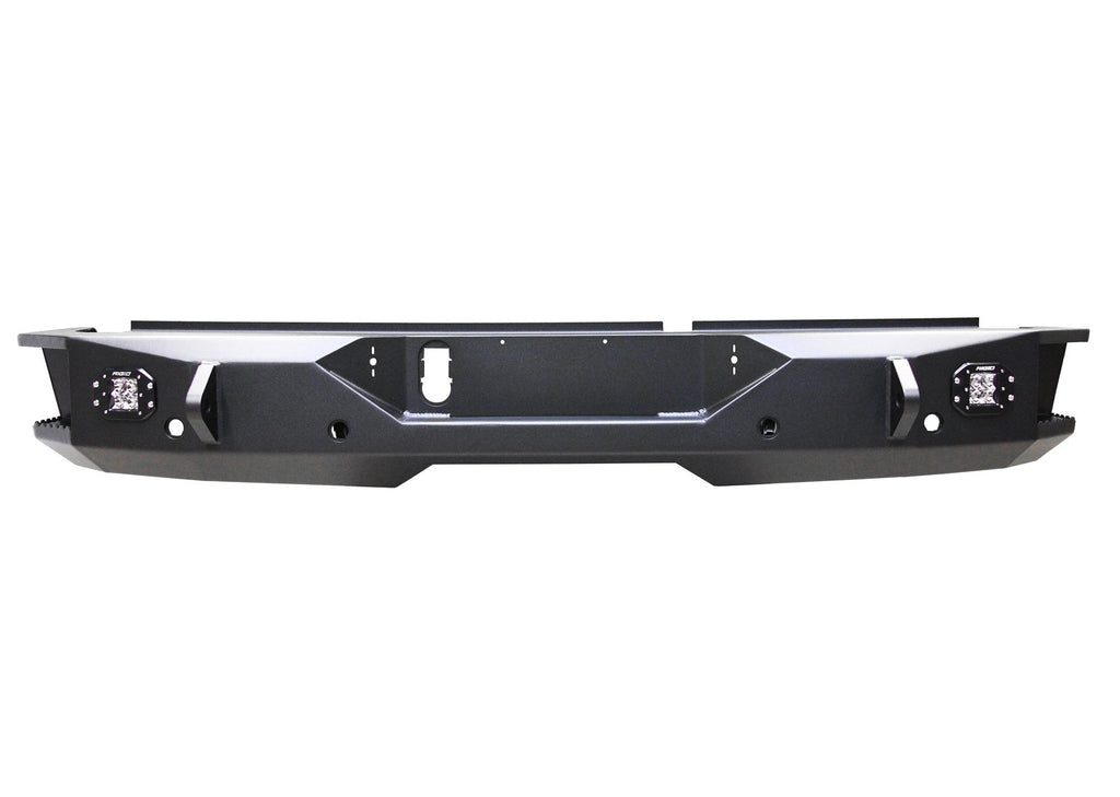 Chevrolet - 1500 (2014-2018) Rear Bumper