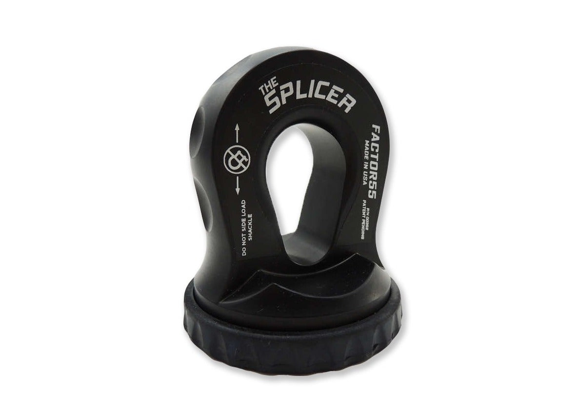 "Factor 55 The Splicer 3/8-1/2"" Shackle Mount"